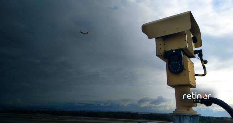 Retinar PTR-X Perimeter Surveillance Radar