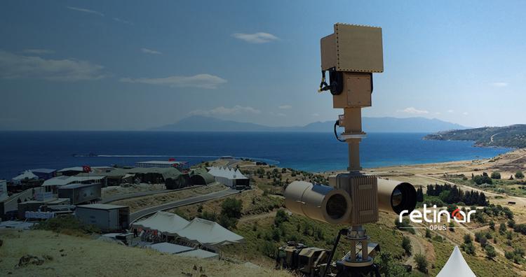 Retinar OPUS Perimeter Surveillance System