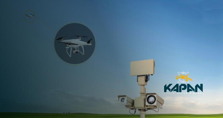 PERIMETER SURVEILLANCE SYSTEMS - KAPAN Anti-Drone System