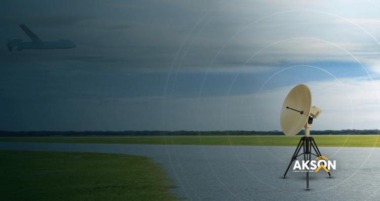 COMMUNICATION SYSTEMS - AKSON C-Band UAV Data Link System