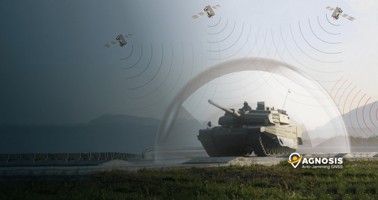 COMMUNICATION SYSTEMS - AGNOSIS Anti-Jamming GNSS