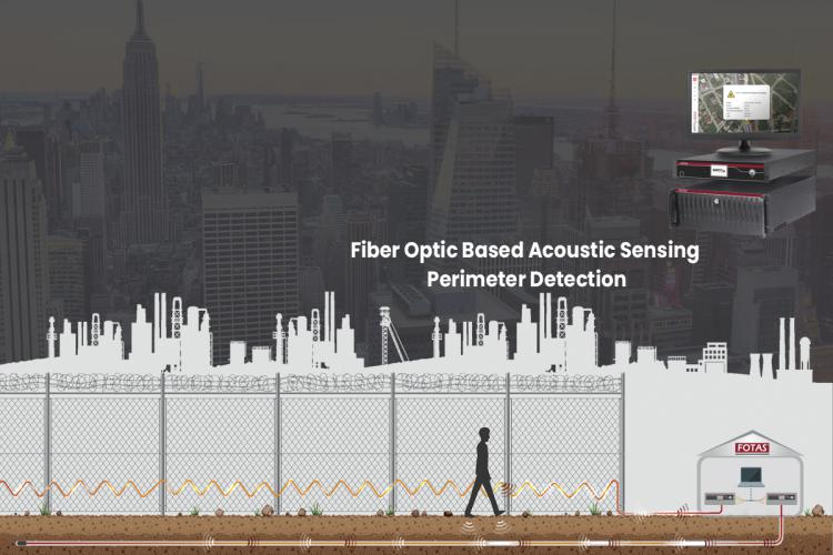 Fiber Optic Based Acoustic Sensing System